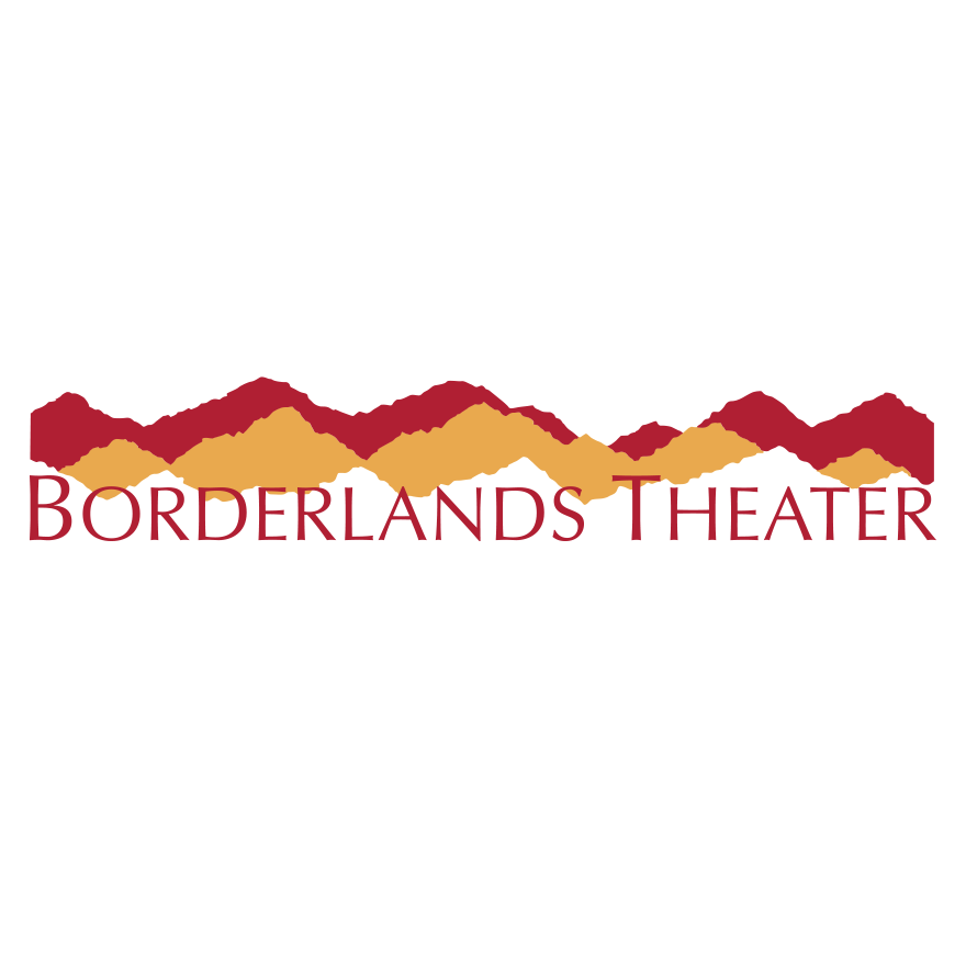 borderlands theatre logo