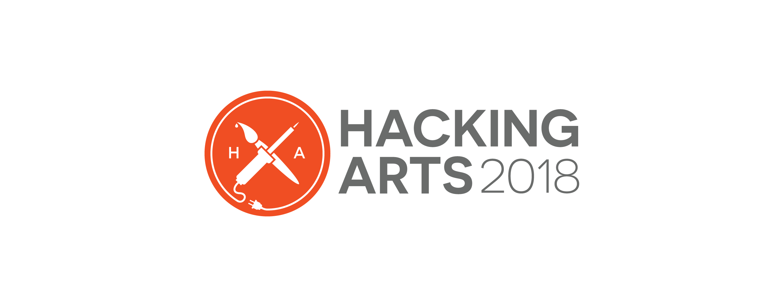 orange hacking arts logo