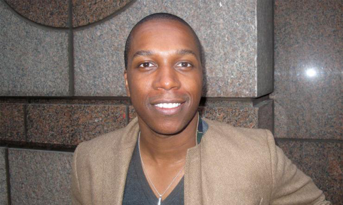 leslie odom jr  and his three rules for  u201cgetting into the