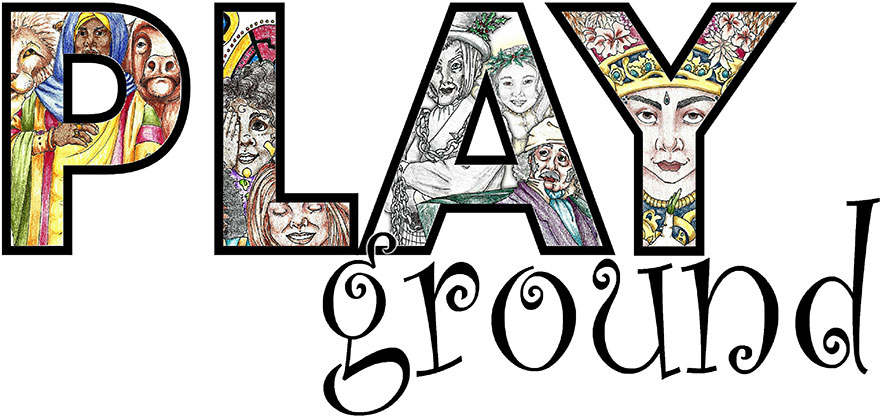 Logo for PLAYground