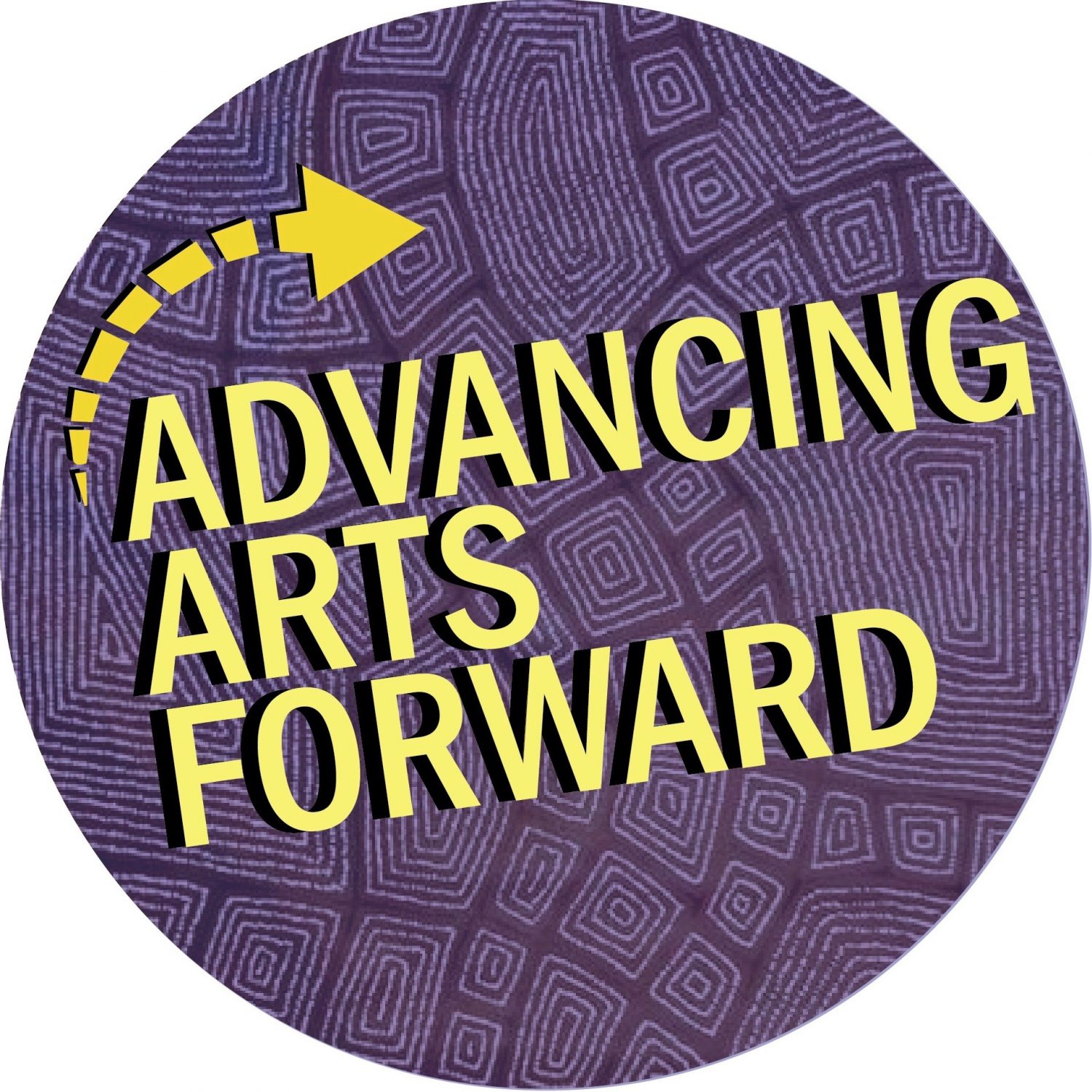 advancing arts forward logo
