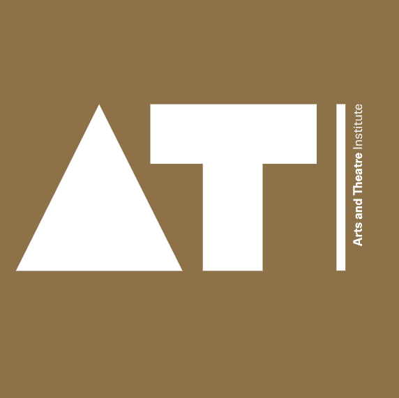 Arts and theatre institute logo
