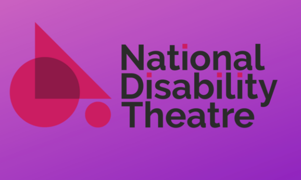 national disability theatre logo