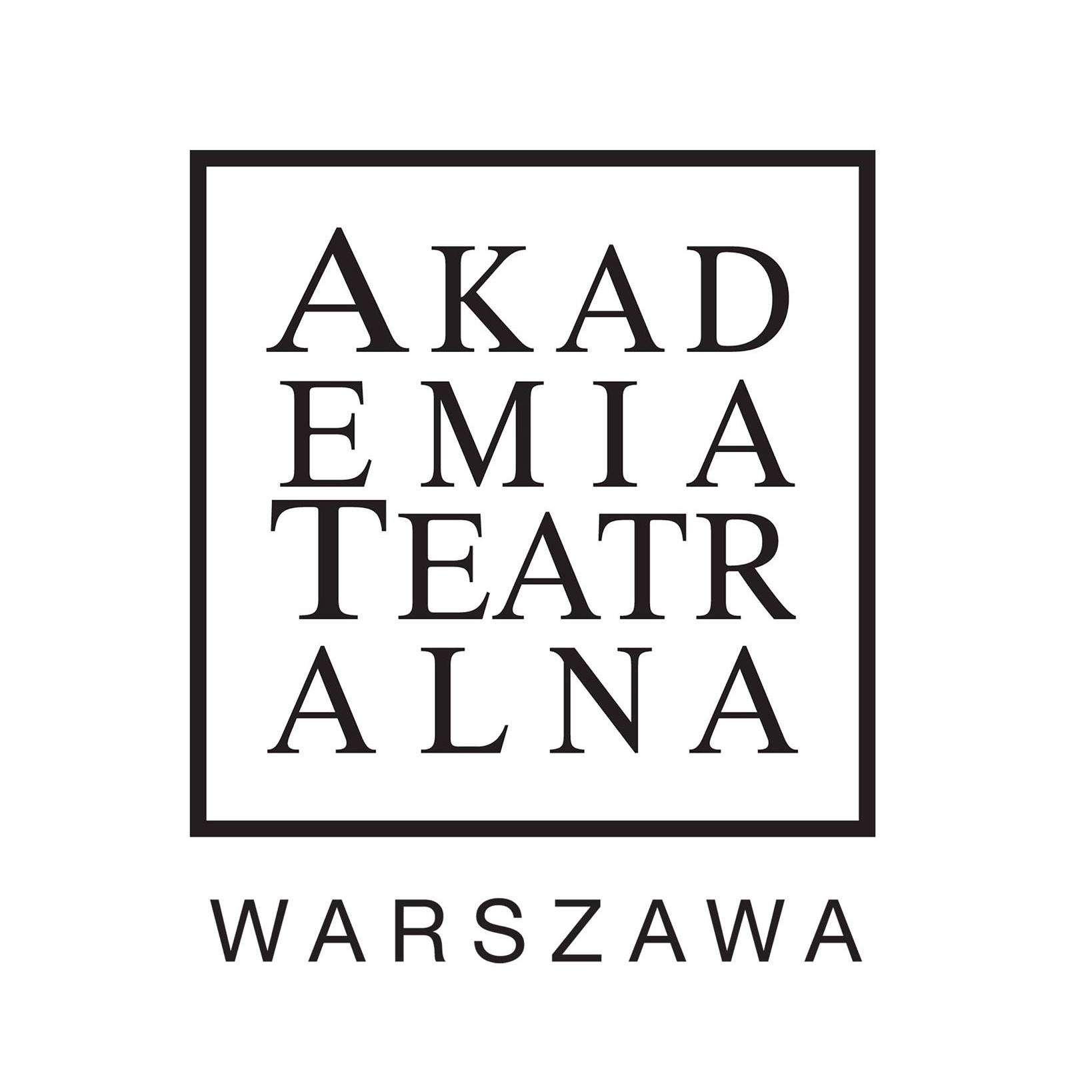 Aleksander Zelwerowicz National Academy of Dramatic Art in Warsaw log