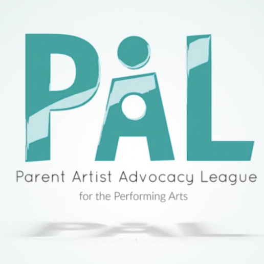 green parent artist advocacy league logo