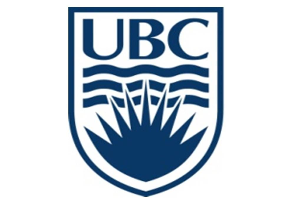 blue shield with UBC lettering