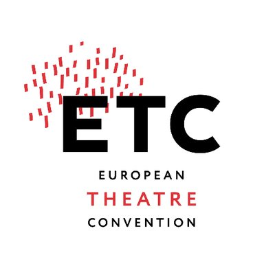 The European theatre convention logo.