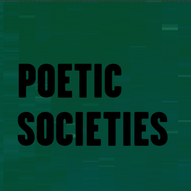 Poetic Societies logo.