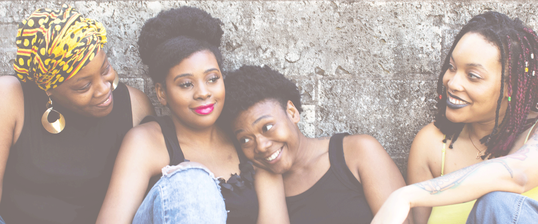 the four actors of black girl love: an adaptation project
