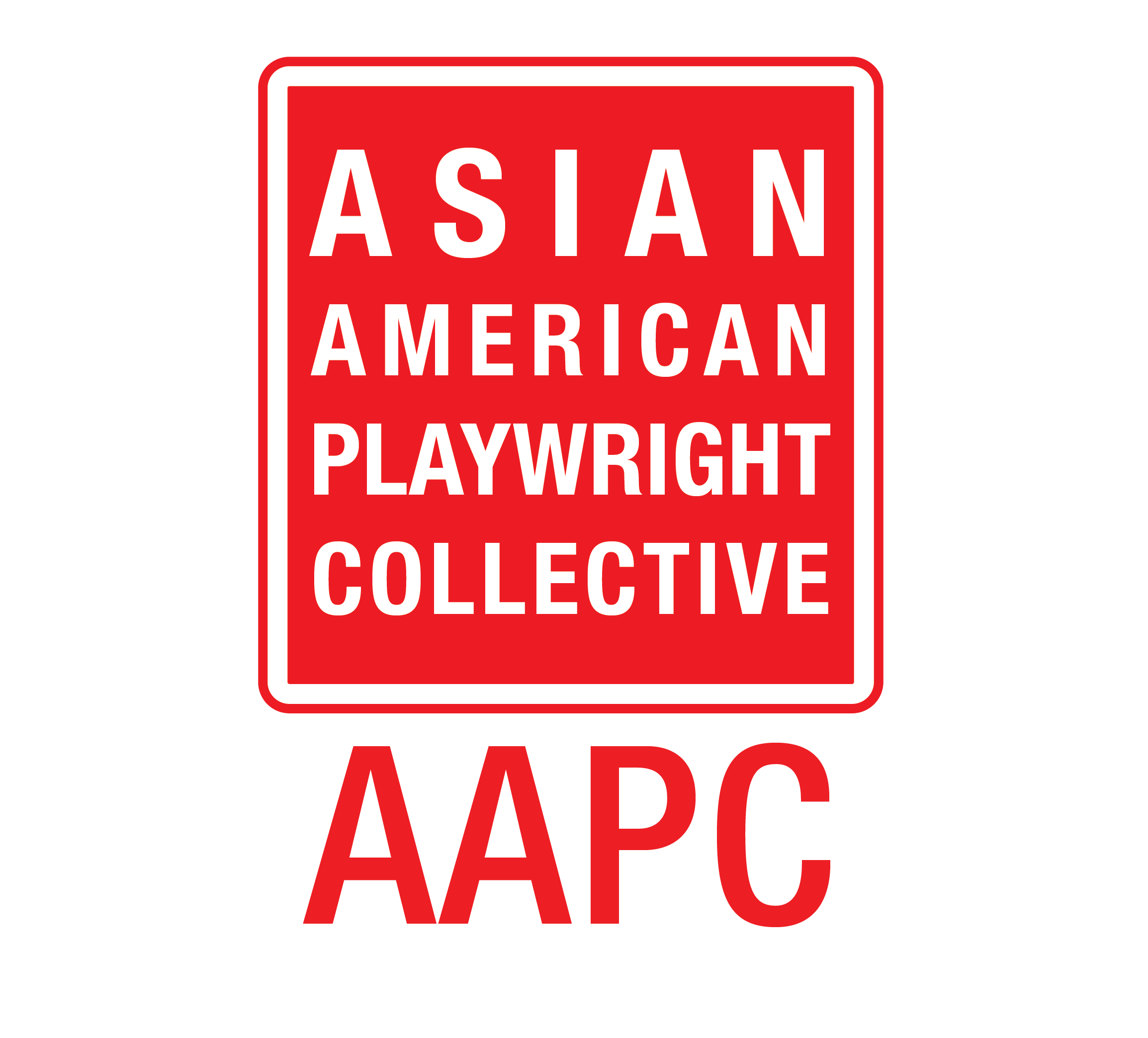text: Asian American Playwright Collective, AAPC