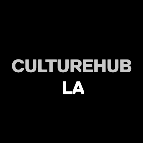 black background with white text culturehub la
