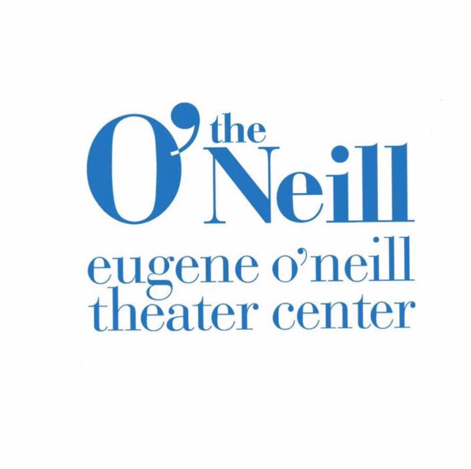 blue text Eugene O'Neill Theater Center