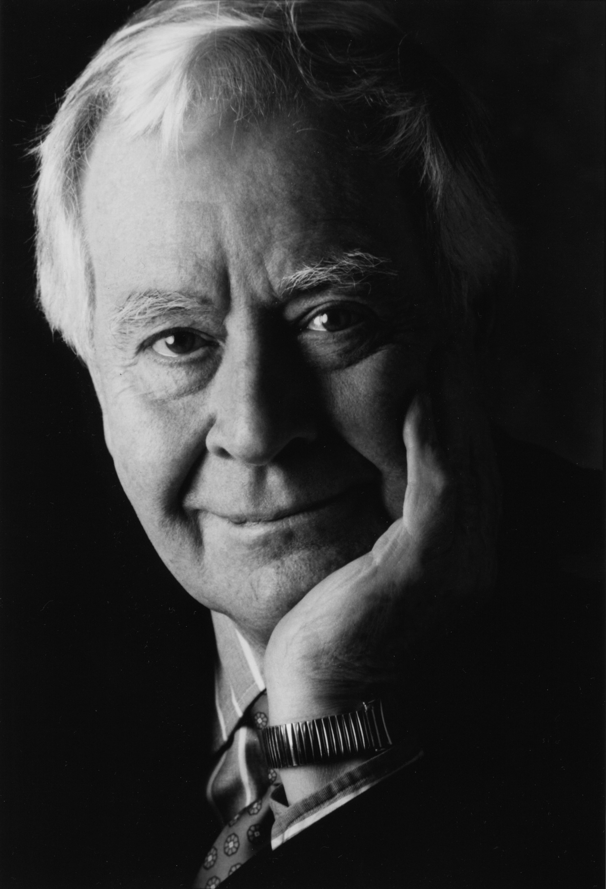 Portrait of Horton Foote
