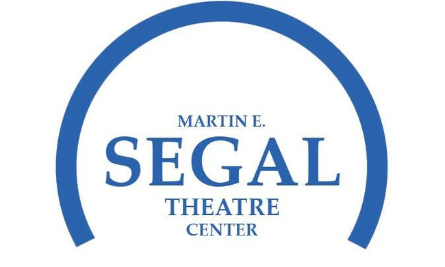segal theatre center logo