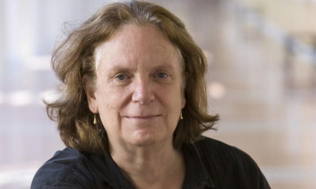 Portrait of Anne Bogart.
