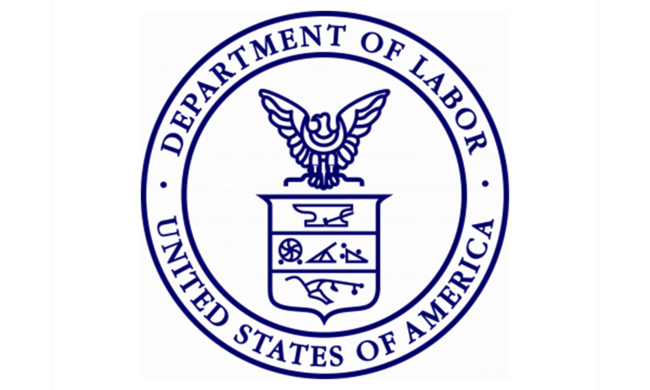 Department of Labor Insignia.