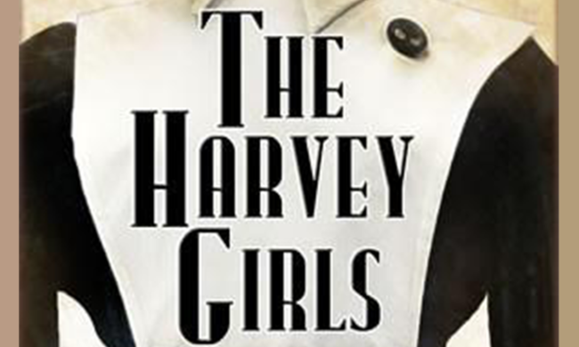 Poster for The Harvey Girls.