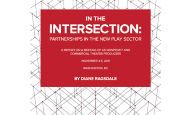 "Cover of Diane Ragsdale's book ""In The Intersection."""