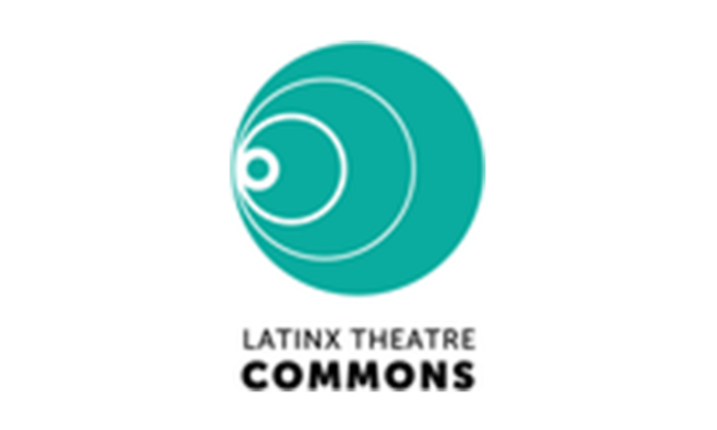 Latinx Theatre Commons' logo.