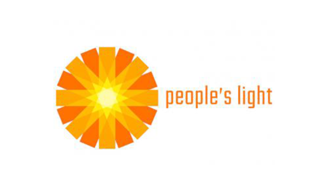 A logo for People's Light.