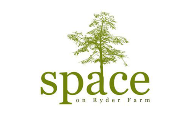 Logo for Space on Ryder Farm.