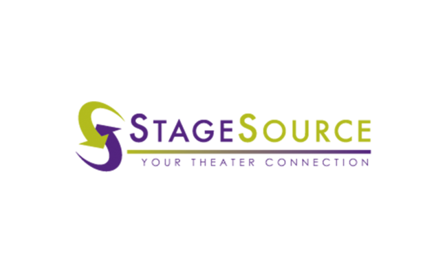 StageSource logo.