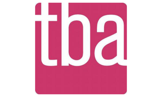 Logo for Theatre Bay Area.