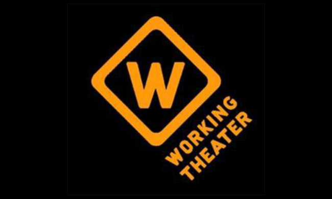 Logo for Working Theatre.