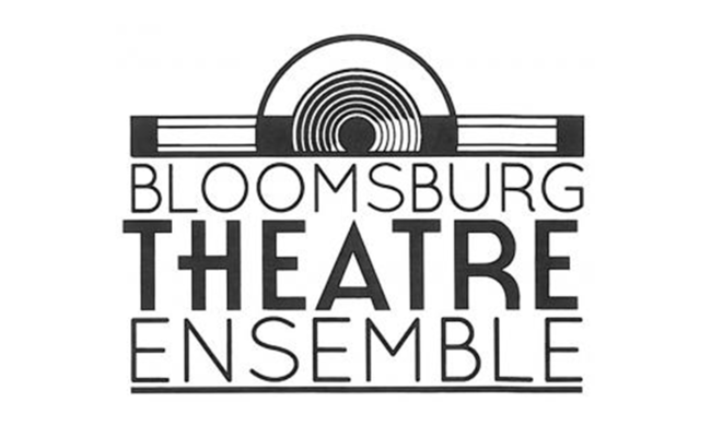 Bloomsburg Theatre Ensemble logo.