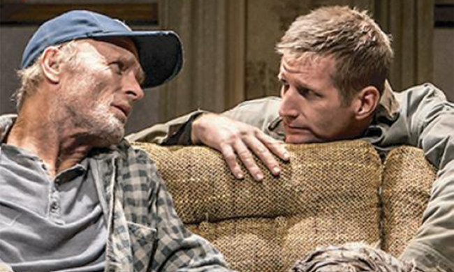 Image from Buried Child.