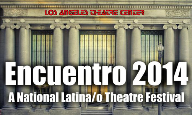 Poster for Encuentro 2014.