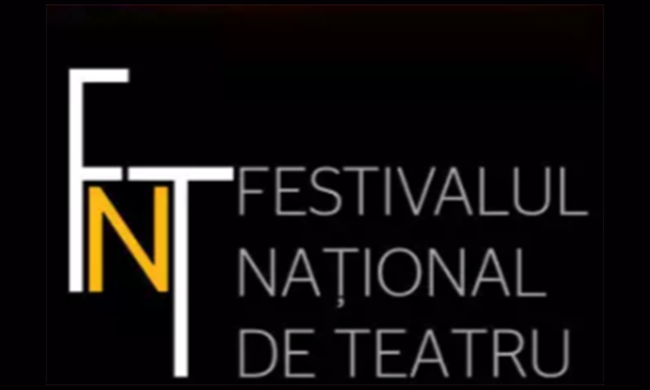 National Theatre Festival logo.