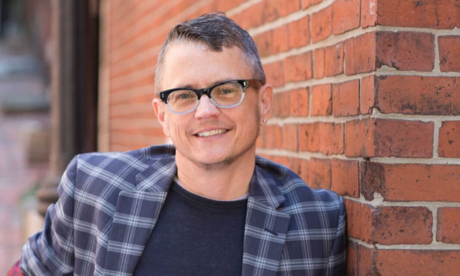 Portrait of P Carl.