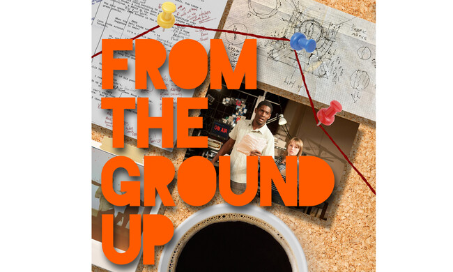 From The Ground Up logo.