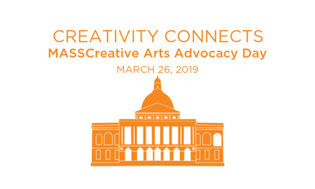 Mass Creative's Creativity Connects event logo.