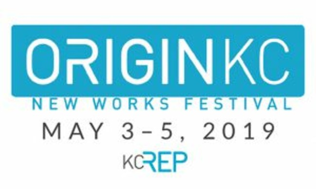 origin k c new works festival logo