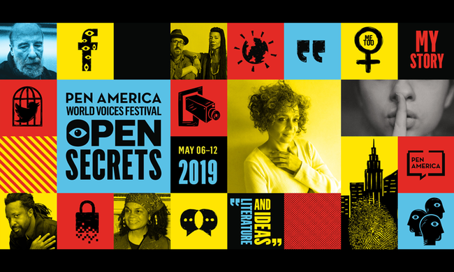 Pen American World Voices Festival 2019 logo
