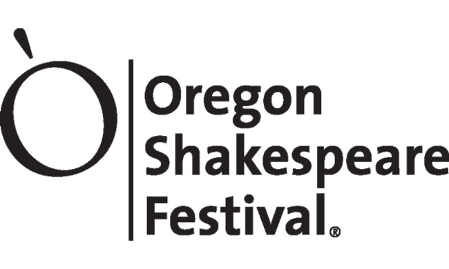oregon shakespeare festival black text