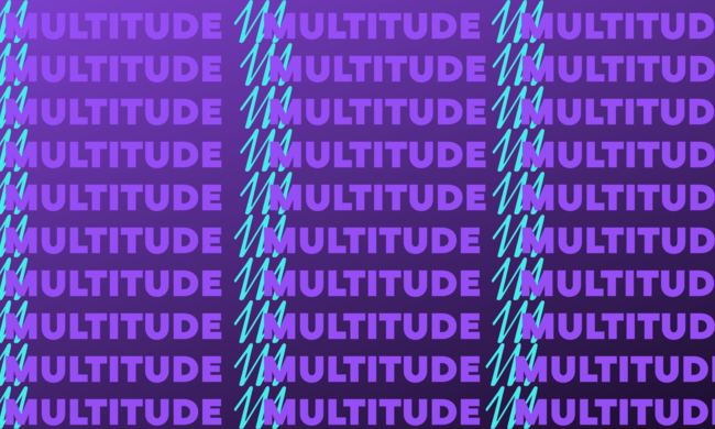 logo for multitude