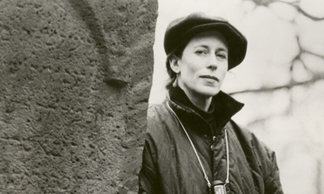 portrait of meredith monk