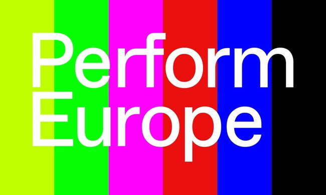 Perform Europe's project logo.