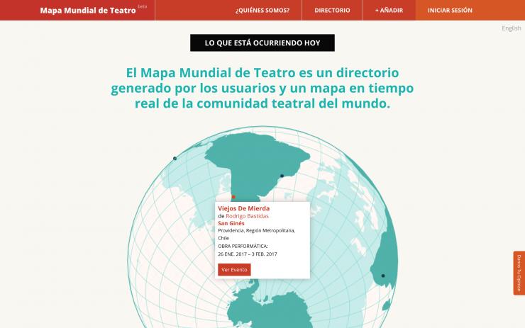 world theater map