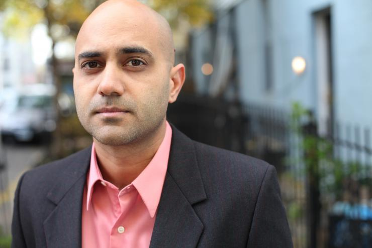 Ayad Akhtar in New York City