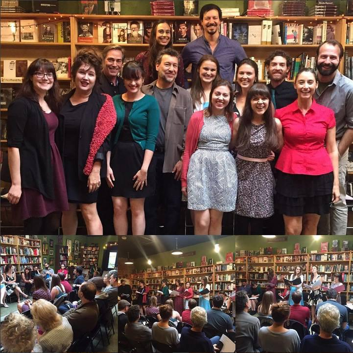 company picture and audience