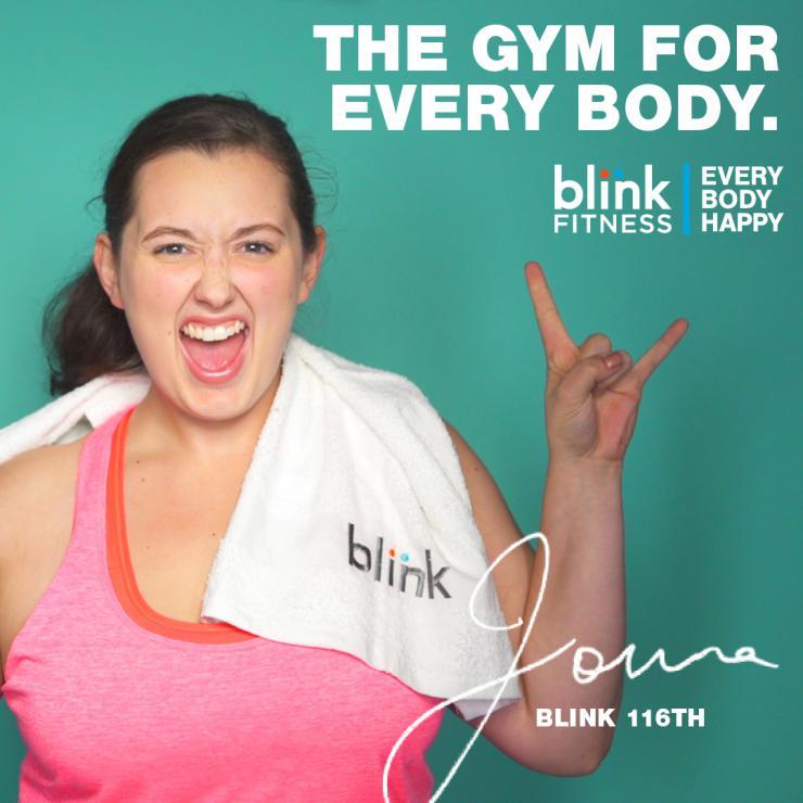 gym advertisement