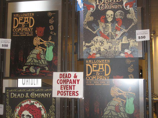 dead & company event posters