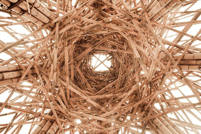 net of bamboo
