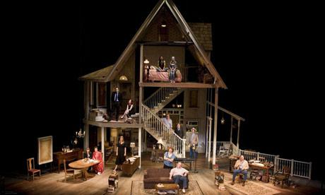 Set of August: Osage County