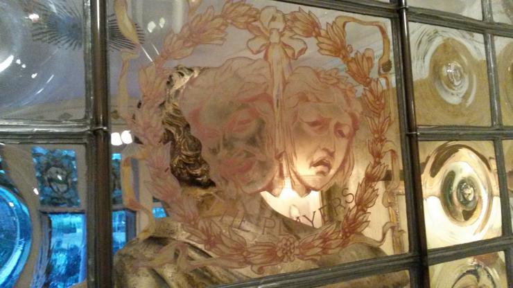 Glasswork window