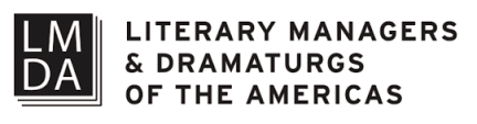 literary managers and dramaturgs of the americas logo